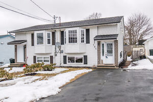Updated Home in Timberlea with Fenced Yard!