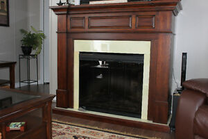 FIREPLACE - MINT CONDITION