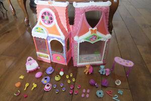 my little pony,maison, module, pouliches, etc...
