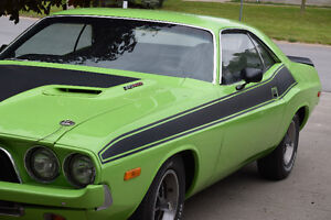 Restored 1974 Dodge Challenger