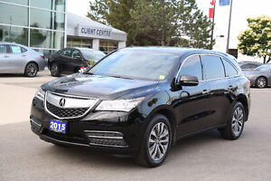 2015 Acura MDX Tech SUV, Crossover (Acura West)
