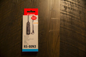 RS-80N3 Canon Remote Switch/Shutter Release