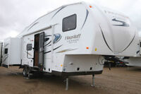 WOW! PRICED TO GO BRAND NEW FIFTH WHEEL WITH BUNKS!!