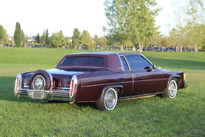 Iconic Cadillac Coupe DeVille