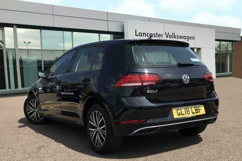 2018 Volkswagen Golf MK7 Facelift 1 6 TDI SE 115PS DSG 5dr Diesel black  Semi Aut | in Harlow, Essex | Gumtree