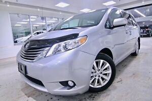 2013 Toyota Sienna XLE AWD 7-Passenger  - local - trade-in - non