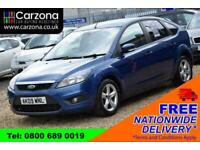 2009 Ford Focus 1.8 ZETEC TDCI 5D 115 BHP + FREE NATIONWIDE DELIVERY + FREE 3 YE