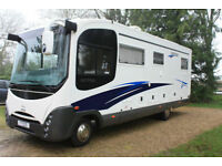 Carthago M-Liner 61LRL 4 Berth, Rear Beds, Massive Rear Garage A-Class Motorhome