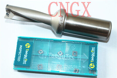 1p C25-2d16-35sp06 U Drill Indexable Drill 16mm-2d With2pcs Spmg060204