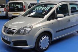 Vauxhall/Opel Zafira 1.6i 16v ( a/c ) 2006.5MY Life