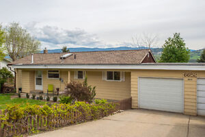 6652 Southwind Road, Vernon - Updated home