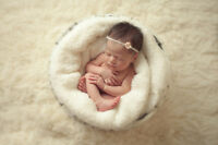 FREE Newborn Baby Photography – Little Models Needed