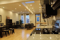 ** 2 bedrooms ALL INCLUDED 5 1/2 FURNISHED near McGill **