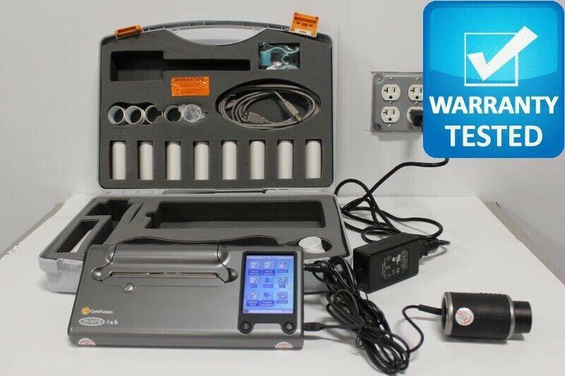 BD CareFusion ML3500 MK8 MicroLab Spirometer Unit2