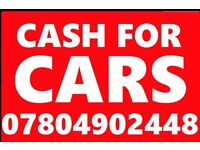 CASH FOR CARS VANS MOTORCYCLES SCOOTERS BEST PRICE CALL Fast