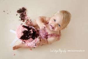 First Birthday/Cake Smash Portraits Kitchener / Waterloo Kitchener Area image 2