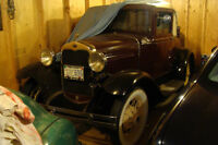 1930 Ford Model A Sport Coupe for Sale