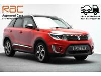 2017 Suzuki Vitara **PANORAMIC SUNROOF** 1.6 SZ5 5d 118 BHP Hatchback Petrol Man