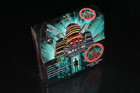 DR WHO-THE DALEK INVASION-COLLECTION-CARTES/CARDS-DISPLAY BOX