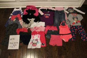 Clothing - Used (Part 4) - Size NB to 2T