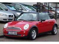 2005 MINI Convertible 1.6 ONE 2d 89 BHP 1 FORMER KEEPER - NEW MOT!!
