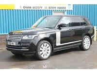 2012 LAND ROVER RANGE ROVER 3.0 TDV6 AUTOBIOGRAPHY 5DR DIESEL AUTOMATIC, FULL LA
