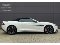2015 Aston Martin Vanquish V12 [568] 2dr Volante Touchtronic Auto Convertible Pe