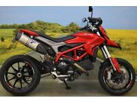 Ducati Hypermotard 2014 **2934 MILES, DUCATI SAFETY PACK, TERMIGNONI SYSTEM**