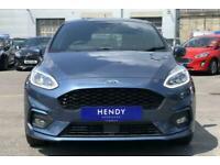 2021 Ford Fiesta 1.0 EcoBoost Hybrid mHEV 125 ST-Line X Edition 5dr HATCHBACK Pe