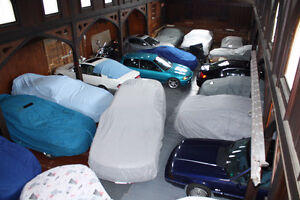 WINTER STORAGE FOR CARS AND MOTORBIKES