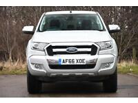 Used Ford Ranger Limited, 2016, 2198cc, 5 door
