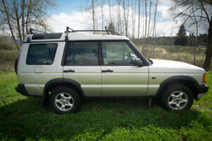 2000 Land Rover Discovery 2 REDUCED PRICE