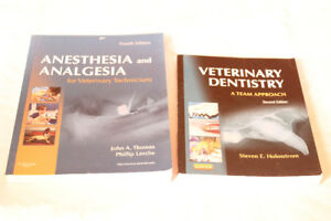 Animal Health Technology 1st and 2nd Year Textbooks