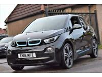 2016 BMW i3 E Loft eDrive 5dr Range Extender Hatchback Hybrid – Petrol/Electric