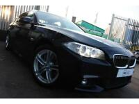 2015 65 BMW 5 SERIES 3.0 530D M SPORT 4D AUTO 255 BHP DIESEL