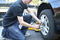 Mobile Tire Technicians (SERIOUS APPLICANTS ONLY)