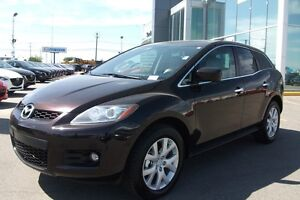 2008 Mazda CX 7 GT AWD *Black Cherry Mica*
