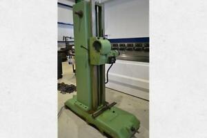 (USED) TAILSTOCK FOR BORING TOS W100A