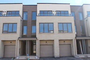 Brand new 3-bedroom Townhome