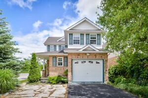 BEAUTIFUL 3BR DETATCHED HOUSE FOR RENT- COLUBIA FOREST-WATERLOO