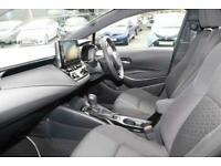2019 Toyota COROLLA HATCHBACK 2.0 VVT-i Hybrid Design 5dr CVT Auto Hatchback Pet
