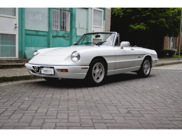 Used 1991 Alfa Romeo Spider