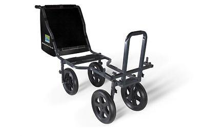 Preston 4 Wheel Shuttle/Match Barrow SPST/16 *Brand New*