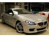 2012 62 BMW 6 SERIES 3.0 640D M SPORT 2D AUTO 309 BHP DIESEL