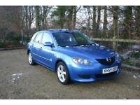 MAZDA 3 1.6 Petrol TS2 done 132498 Miles with NEW MOT and SERVICE HISTORY