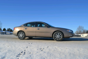 Buick Allure 2007 Safetied Great shape Gold color