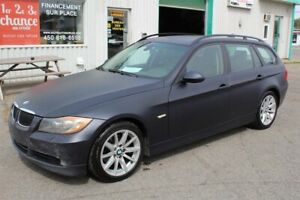 BMW 3 Series 4dr Touring Wgn 328xi AWD 2008