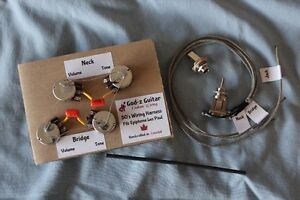 Vintage 50's Style Guitar Wiring Harneses