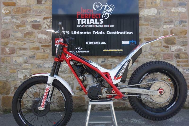 2015 gasgas racing 125 excellent condition used 125cc trial bike in clitheroe. Black Bedroom Furniture Sets. Home Design Ideas