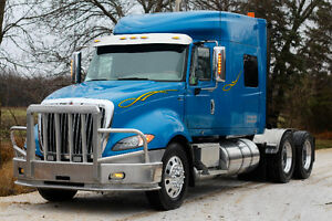 2013 International Prostar+125 Eagle Safetied Low KMS Heavy Spec